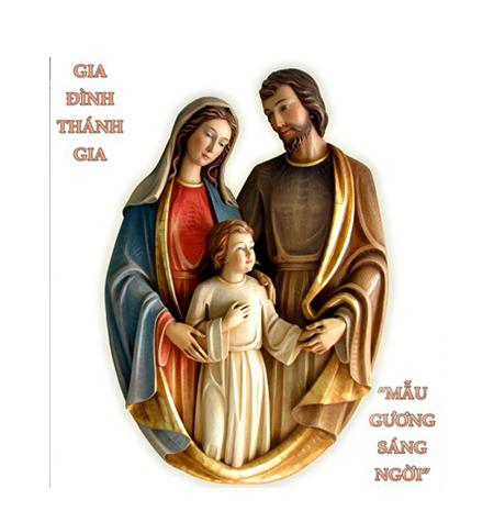 Suy niệm Lễ Thánh Gia - Năm C